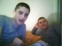 two brethren gay boys bedroom waking tube porn