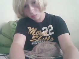 a sweet and shy cute blonde boy porn