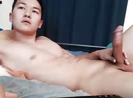 Asian cute boy porn cum videos file