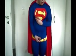 Nutty Superman lol!