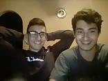 2 Greek Bi Boys Have Fun On Cam, Nice Long Cock