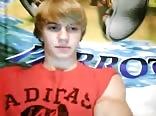 Blonde guy