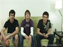 Boys First Three-Way
