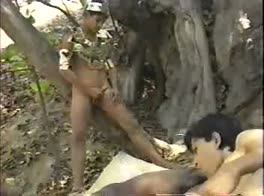 Three mexican aztec boys porn video