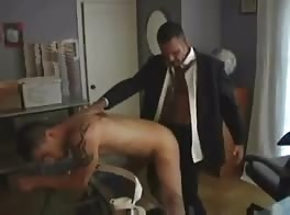 fucked by the boss