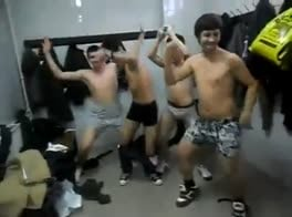 LMFAO, Sexy and i Know it Underwear dance Turkish Version