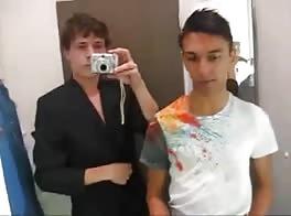 twinks masturbating in dressing room
