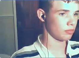 Uncut Teen Self Cam