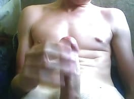 Teen boy fap and cum