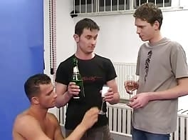The Horny Roommates