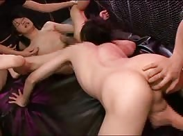 Hot Asian Rimming