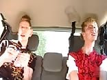 (4) In the car it gets hot and horny