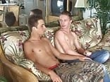 Horny Twinks Get Busy in Hotel Room