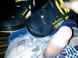 Teen Loves His Feet