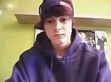 Hot emo boy very smooth on cam