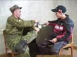 Army chap fucks teen friend