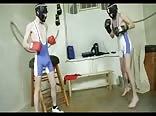 Wrestling twinks