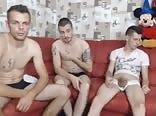 Horny romanian men on webcam