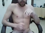 Greek Beautiful Gay Boy With Big Cock & Round Ass On Cam