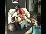 XXX Online Casting – Film Set Orgy