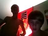 Gay duo