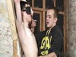 Hot boy bound & used 293