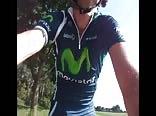 bulging on bike