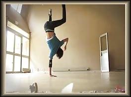 Dancer Takes Flight