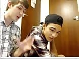 Corey and Brandon