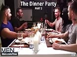 Matthew Parker and Teddy Torres - The Dinner Party Part 2