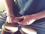 Drummer guy