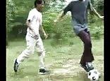 Asian soccer - Tender Teammates - ICS (vintage)