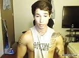 Hot Muscle Bro Webcam Show