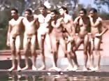 nudist resort pool