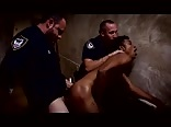 Black Twink Raped by Police