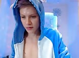 Geile Jongen blauwe pluche