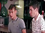 The Hot Gay Teen Sex Restaurant Porn Videos Episode 1