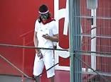 Random Spy - Spanish Dude caught peeing