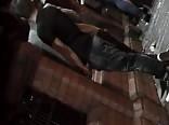 Random Spy - Guys caught peeing outside