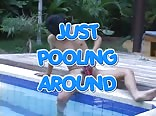 Just Pooling Around - Classic Full Gay Teen Porn Film