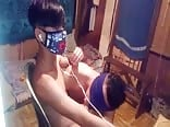 Masked Asian Boys Gay Porn