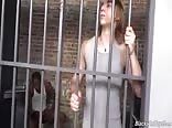 gay tube twink sex black and white in same jail cell