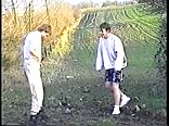 OUTDOOR SEX GAY TUBE BLEISCH 54