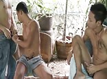 Asian Muscle Boys Porn Raw fuck