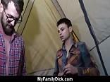 ANAIS : Sous Tente feu de camps austin Gay Porn